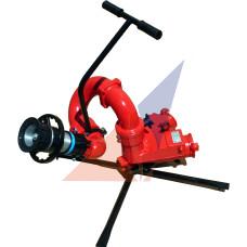 Стволы лафетные универсальные Ствол пожарный лафетный комбинированый универсальный ЛС-П60(40, 50)у