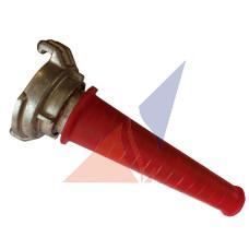 Стволы пожарные ручные  Ствол пожежний ручний РС-50