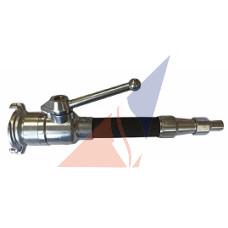 Стволы пожарные ручные Ствол пожежний перекривний PWH / 52 (Ду) 50 мм