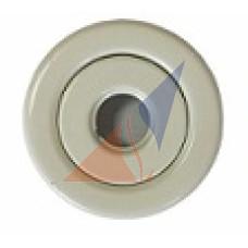 Спринклера Декоративна розетка пожежного спрінклера біла