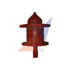 Комплектующие к гидрантам Головка подземного пожарного гидранта