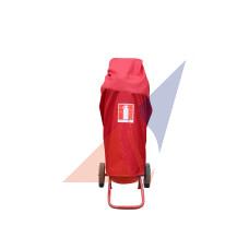 Комплектующие к огнетушителям Чохол на порошковій вогнегасник ВП-50