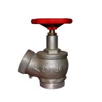 Кран (вентиль) алюмінієвий ПК-50 кутовий 125˚ (нар-нар)