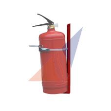 Комплектующие к огнетушителям Кріплення для вогнегасників ОП-2, ОУ-2, ОУ-3
