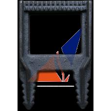 Скобы канализационные Скоба канализационная №1