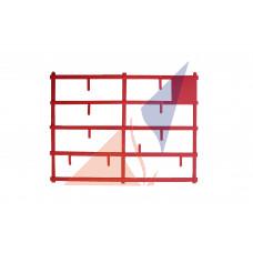 Щит пожежний металевий - Фото №1