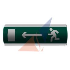 """Оповещатели светозвуковые Оповещатель светозвуковой """"Направление выхода влево"""""""