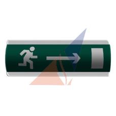 """Оповещатели световые Оповещатель световой """"Направление выхода вправо"""""""