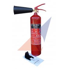 Углекислотные огнетушители Огнетушитель ВВК-2 (OУ-3)
