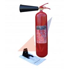 Углекислотные огнетушители Огнетушитель ВВК-5 (ОУ 7)