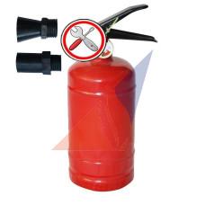Перезарядка огнетушителей Замена сопла к ОП-1,ОП-2