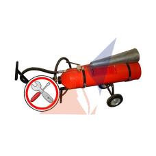 Перезарядка огнетушителей Техническое обслуживание ОУ-25(ВВК-18)