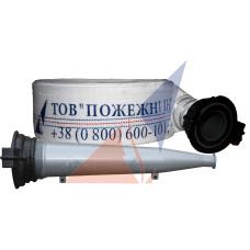 Рукав кран Ø51 с гайками ГР-50 композит и стволом РС 50 КМБ