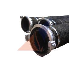 Рукава всасывающие Рукав всмоктуючий Ø75 мм з ГРВ - 80 (Росія)