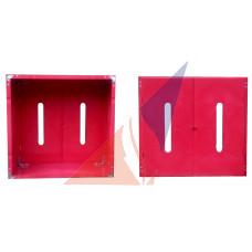Шафа пожежна 600 * 600 * 240 (композитна)