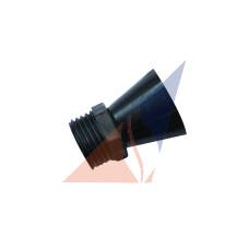 Комплектующие к огнетушителям Сопло до порошковим вогнегасників д. 10 мм