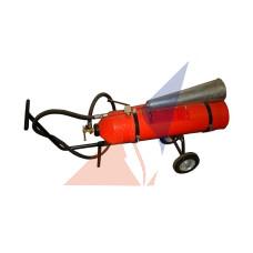 Углекислотные огнетушители Огнетушитель ВВК 18 (ОУ 25)