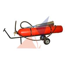 Углекислотные огнетушители Огнетушитель ВВК 28 (ОУ 40)