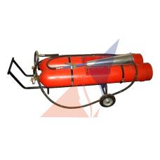 Углекислотные огнетушители Огнетушитель ВВК 56 (ОУ 80)