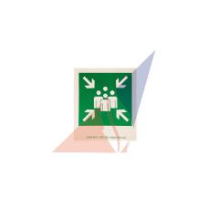 Эвакуационные знаки Пункт (место) сбора