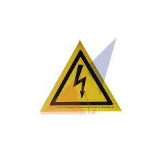 Предупреждающие знаки Осторожно ! Электрическое напряжение