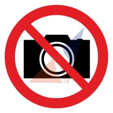 Запрещающие знаки Запрещается фотографировать
