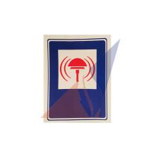 Знаки пожарной безопасности Место подачи звукового сигнала