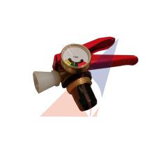 Комплектующие к огнетушителям ЗПУ до порошковим вогнегасників ОП-1, ОП-2