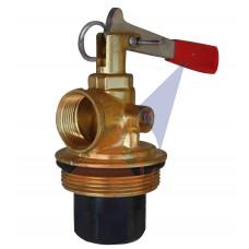 Комплектующие к огнетушителям ЗПУ до порошковим вогнегасників ОП-50, ОП-100