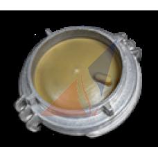 Головки, гайки пожарные Головка-заглушка всмоктуюча ГЗВ-100 алюміній + пластик (Росія)