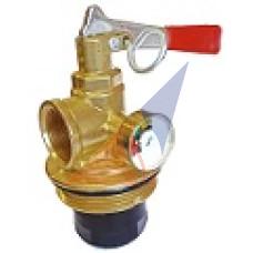 Комплектующие к огнетушителям ЗПУ до порошковим вогнегасників ОП-50, ОП-100 в комплекті з індикатором