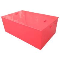 Ящик для піску 0,5 м³ (800В * 1025ш * 500Д)