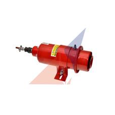 Модули автоматического порошкового пожаротушения Буран-0,5