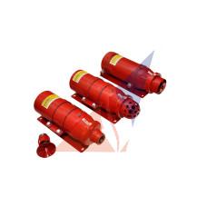 Модули автоматического порошкового пожаротушения Буран-2,0
