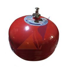 Модули автоматического порошкового пожаротушения Модуль порошкового пожаротушения СМЕРЧ-12