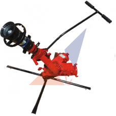 Стволы лафетные универсальные Ствол пожарный лафетный комбинированный переносной универсальный ЛС-П20(15, 25)у