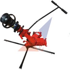 Стволы лафетные универсальные Ствол пожежний лафетний комбінований переносний універсальний ЛС-П20 (15, 25) у