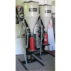 Зарядная станция для порошковых огнетушителей